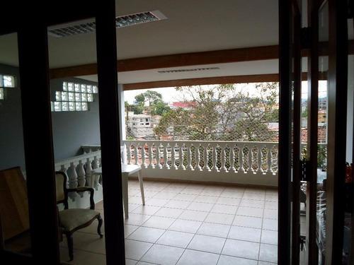 Sobrado Residencial À Venda, Pirituba, São Paulo. - So1329