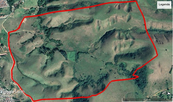 Fazenda Localizada, Na Divisa Do Município De Cruzeiro E Lavrinhas, - Fa00001 - 33816725