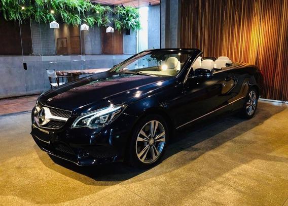Mercedes-benz Classe E 2.0 Turbo 2p Conversível 2014