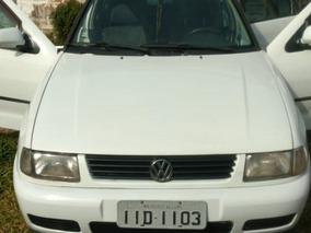 Volkswagen Polo 1.0 Mi Classic Sedan 16v Gasolina 4p Manual
