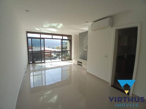 Apartamento No Alto Leblon - 77m2 - Todo Reformado! - V587