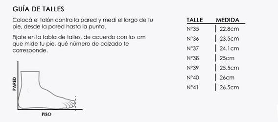 Lady Stork - Alcira- Zapatilla Mujer - Marat Shoes