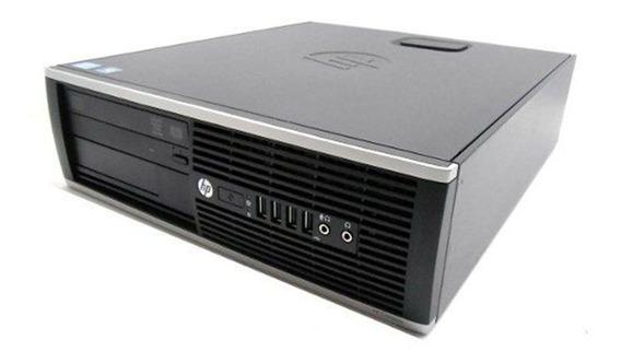 Cpu Hp Elite 8100 Intel Core I5 4gb Ram 500gb Dvd Wifi