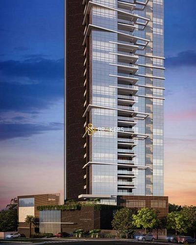 Apartamento À Venda, 320 M² Por R$ 4.937.598,00 - Ecoville - Curitiba/pr - Ap0802