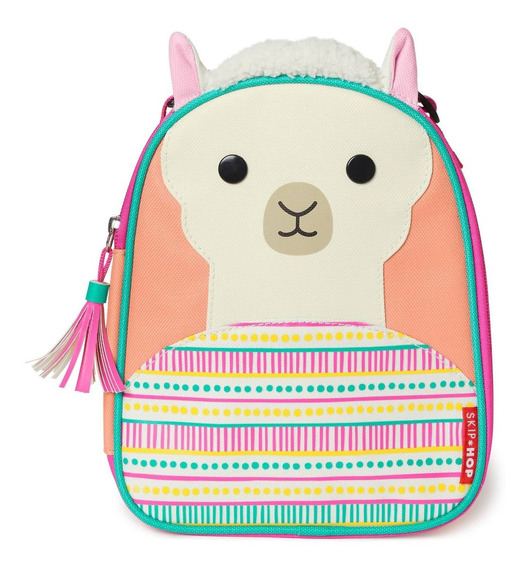 Mochila Lunchera Skip Hop 212141 Llama