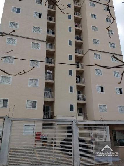 Apartamento Com 2 Dormitórios À Venda, 51 M² Por R$ 220.000 - Jardim Europa - Sorocaba/sp - Ap0393