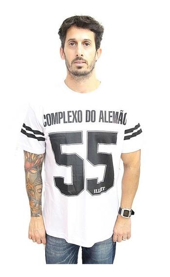 Camisa Illicit 55 Complexo Do Alemão Branca