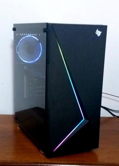 Pc Gamer Intel I5, Rx 570 4 Gb, 8gb Memoria, 1tb, Brinde