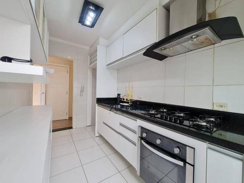 Apartamento Com 2 Dormitórios À Venda, 65 M² Por R$ 285.000,00 - Vila Milton - Guarulhos/sp - Ap16733