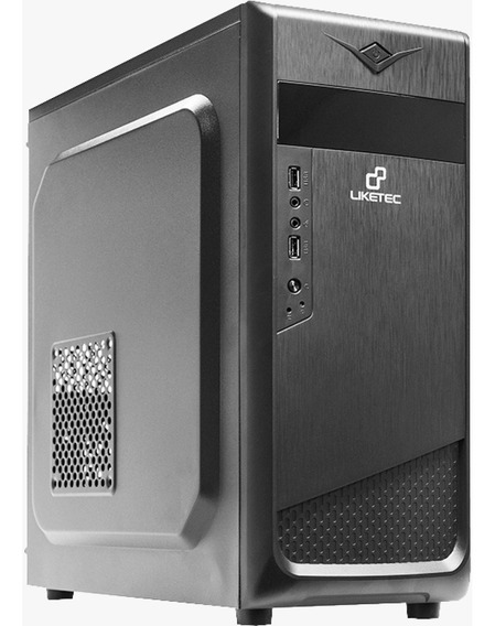 Pc Gamer Completo Barato / 4gb / Geforce 2gb / Tela 19