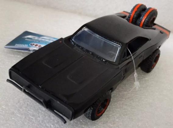 Miniatura Dodge Charger R/t 1970 Velozes E Furiosos 7. 1/32