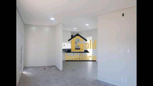 Casa Nova Com 2 Dormitórios E 1 Suíte Por 225 Mil Reais No Jardim Ângelo Jurca - Ca0852