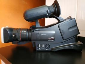 Filmadora Panasonic Ag Ac7 - Em Perfeito Estado