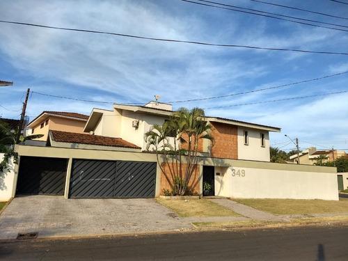 Imagem 1 de 30 de Casa Com 4 Dormitórios À Venda, 293 M² Por R$ 1.050.000,00 - Alto Da Boa Vista - Ribeirão Preto/sp - Ca0317