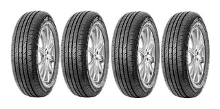 Kit 4 Neumaticos Dunlop Sp Touring T1 165/65 R13 77t