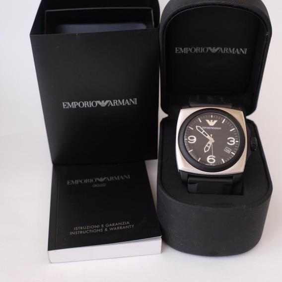 Relógio De Pulso Empório Armani Original Ar5886
