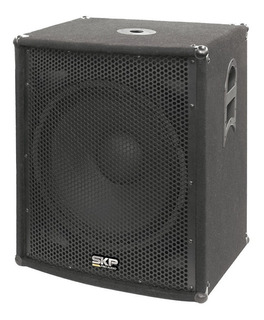 Bafle Sub Low Skp Woofer 18 Pulgadas 8 Ohms Graves Sonido En Vivo