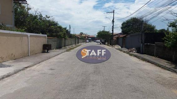 Casa Com 3 Dormitórios Para Alugar, 70 M² Por R$ 1.300 - Aquarius - Cabo Frio/rj - Ca1375