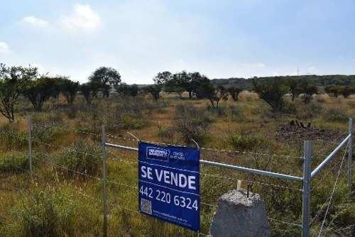 Terreno En Venta, El Marqués, Querétaro
