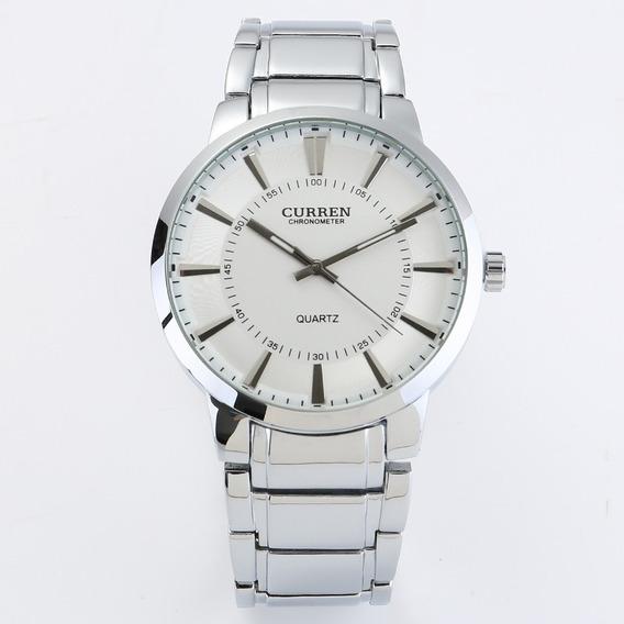 Relógio Curren Masculino Original Garantia