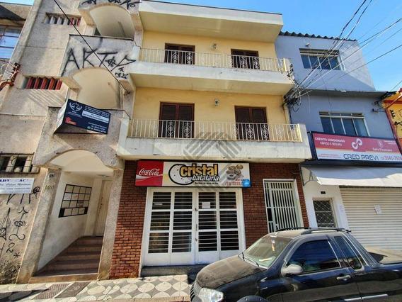 Apartamento Com 2 Dormitórios Para Alugar, 48 M² Por R$ 780,00/mês - Centro - Sorocaba/sp - Ap5620