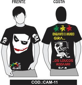 Camiseta Caminhoneiro