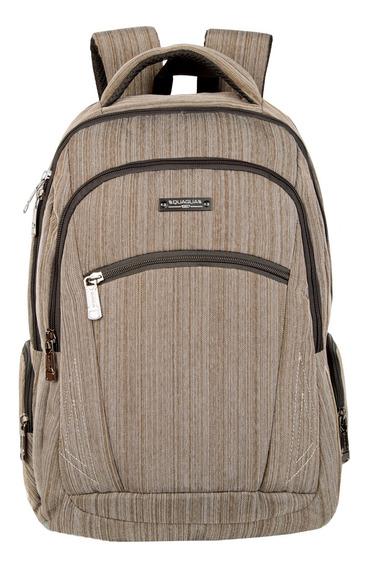Mochila Escolar Reforzada Porta Notebook Q304 Cuotas