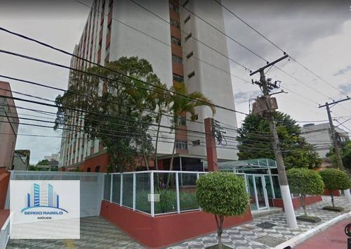 Imagem 1 de 22 de Apartamento À Venda, 85 M² Por R$ 600.000,00 - Mirandópolis - São Paulo/sp - Ap3150