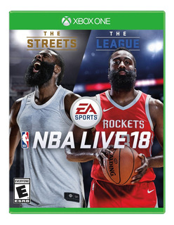 Nba Live 18 The One Edition Xbox One