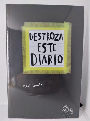 Imagen 1 de 2 de Destroza Este Diario