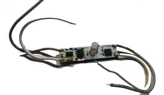 Interruptor - Dimmer Touch Tactil Para Tira Led 12v Perfil