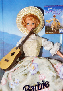 La Novicia Revelde Barbie 1995 Leyendas Hollywood Colección