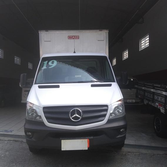 Mercedes-benz Sprinter Chassi 313 Bau 2019 Camionete