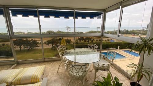 Apartamento En La Mansa Esquinero - Vista Al Mar - Consulte!!!!!!!- Ref: 3462
