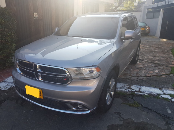 Dodge Durango Limited 3,6 Awd Equipo Antiatraco 2014