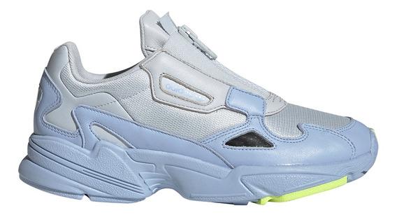 Zapatillas adidas Originals Moda Falcon Zip W Mujer Gr/ce