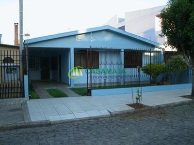 Casa Residencial 3 Dormitórios - Tancredo Neves, Santa Maria / Rio Grande Do Sul - C341