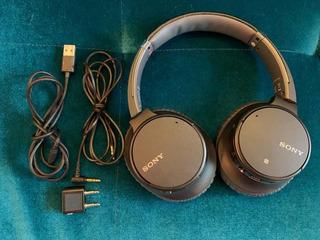 Sony Wh-700n Fone Sem-fio Bluetooth C/ Cancelamento De Ruido