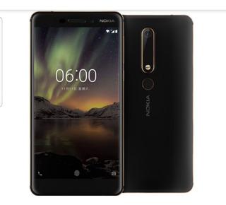 Nokia 6.1 3gb De Ram Y 32gb De Memoria Interna