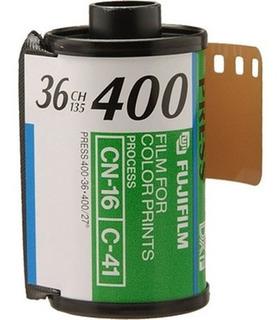 Rollo Color Fuji Superia 400 X36 Fotos 35mm Oferta