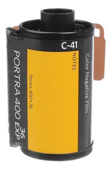 Filme Kodak Colorido Professional Portra 400 135-36