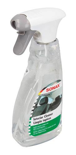 Sonax Limpiador De Interiores Y Tapizados 500 Ml