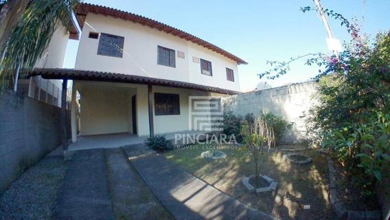 Casa Com 2 Dormitórios Para Alugar, 80 M² Por R$ 1.500/mês - Serra Grande - Niterói/rj - Ca0101