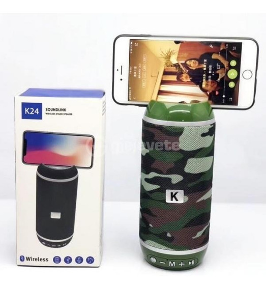 Corneta Portatil Jbl K24 Bluetooth Usb Bajo Durisimo