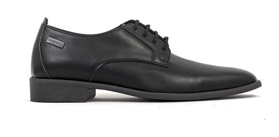 Zapatos Hombre Vernon Cuero Brooksfield