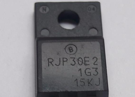 Rjp30e2 Pequeno Transistor Rjp30e2 To 220f Original 3 Peças