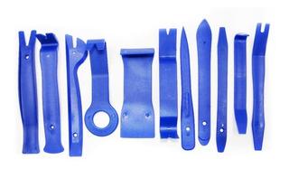 Espatulas Para Retirar Molduras De Automovil Kit 11 Piezas