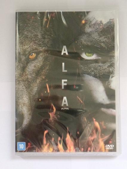 Dvd Alfa - Original, Novo E Lacrado