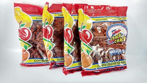 4 Bolsas Rielito Chacatrozo 400grs Chile Tamarindo Picosito