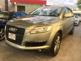 Audi Q7 3.0 Luxury Tdi Tiptronic Quattro At 2008